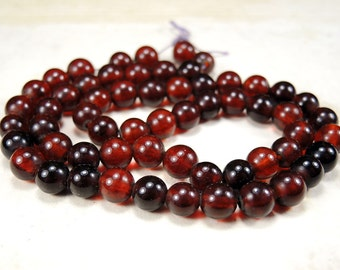 Vintage Baltic Amber Beads from USSR 15gr