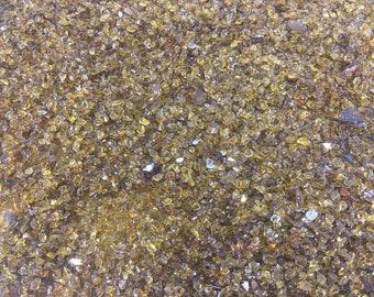 "Brown Beach Glass ""Sand"""