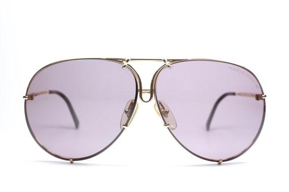 porsche design 5623 46 petit lunettes de soleil aviateur. Black Bedroom Furniture Sets. Home Design Ideas