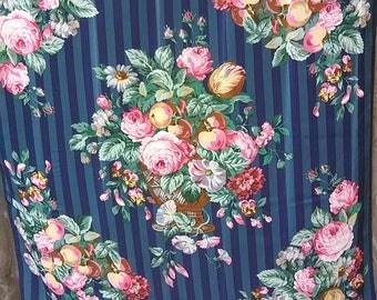 17.   Beautiful vintage scarf by ECHO