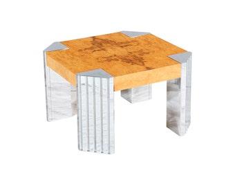 Coffee table burl Etsy