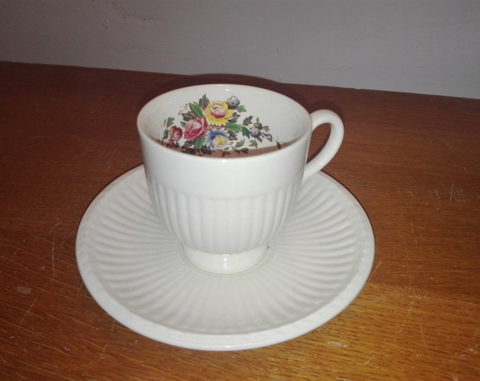 Wedgwood Conway Cup and saucers