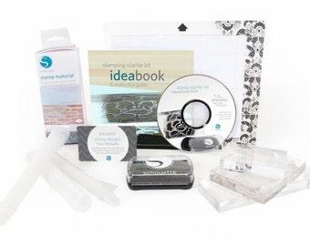 Silhouette Stamping Starter Kit