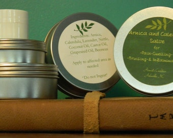 Pain and Inflammation Salve
