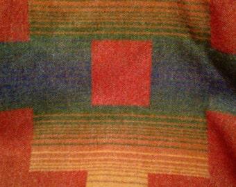 Vintage Navajo Blanket Jacket