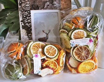 250g mix fruit slices, slices of dried fruits,decorative fruit slices, Potpourri, dried potpourri, a big bag of apple slices, mixed