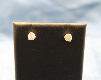 1CTW Diamond Studs Only 798.00, 14K white gold 60% Off