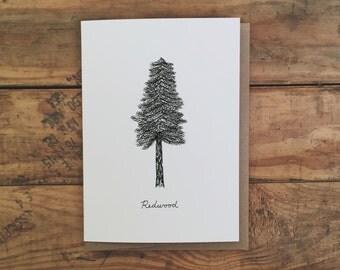 Set of Oregon Tree cards