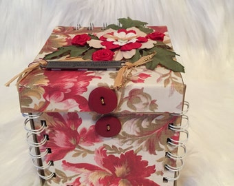 TRINKET BOX, handmade gift boxes