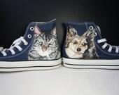 Custom your converse trai...