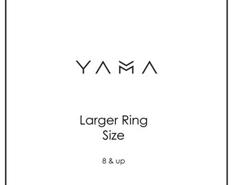 Larger Ring Size