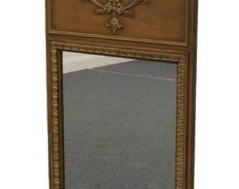 DAVIS CABINET Chambord Walnut Solid Wood 50×27 Mirror 475
