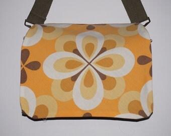 Messenger canvas shoulder bag shoulder bag shoulder bag diaper bag fabric fabric vintage 70 s