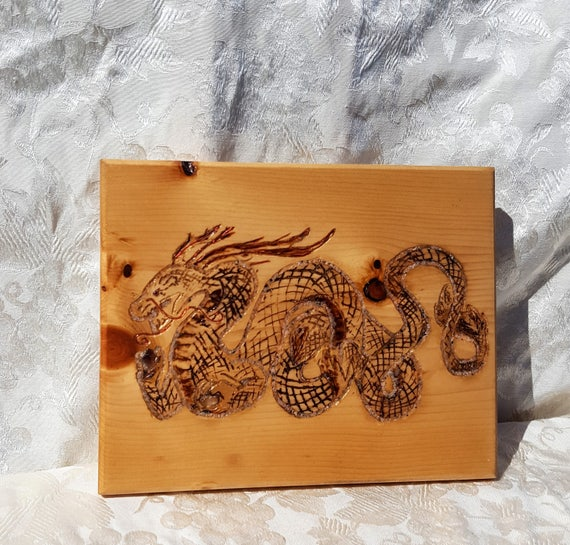 Chinese dragon wall hanging
