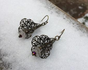 Flower Power Earrings