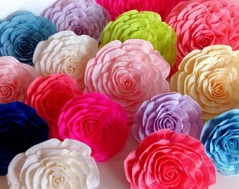 10 backdrop giant paper flowers Unicorn decor wall rainbow Cinco Mayo Fiesta wedding Mexican nursery baby shower Bollywood birthday party