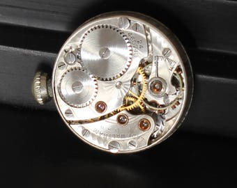 Lady Waltham Watch Movement, c. 1923? for parts repair or jewelry making supply (#PW42)