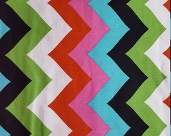 Azalea Zig Zag Brother Sister Design Studio Chevron, Fabric by the Yard