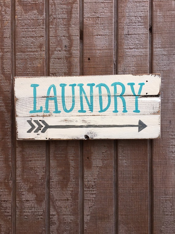 LAUNDRY Pallet Sign. A BEST Seller. Laundry room decor.