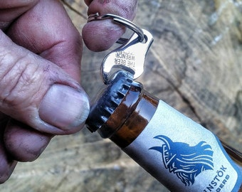 Micro Beer Wrench. EDC. Keyring. Keychain. Every Day Carry. EDC Pocket Gear. Survival. Pocket. Beer. Ale. Cider.