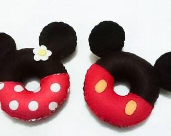 Disney Inspired Donuts
