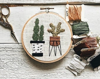 DIY skills: embroidery