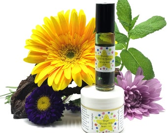 Kids ADHD Anxiety Relief Set ~ Similar to Jeddy's Blend. ADD, Kids Essential Oils,  Kids Calming, Kids ADHD Oil, Kids Anxiety Blend