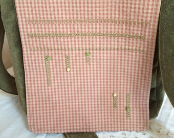 Handbags handmade repurposed
