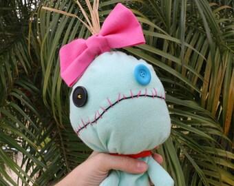 Scrump Inspired Doll