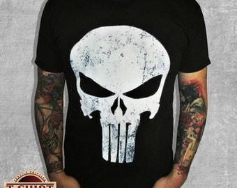PUNISHER Vintage Style T-Shirt