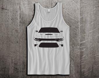 Dodge Charger Tank Top, Dodge t shirts, Vintage cars shirts, cars tanks, Dodge shirts, Charger t shirts, men tshirts women t shirts Unisex