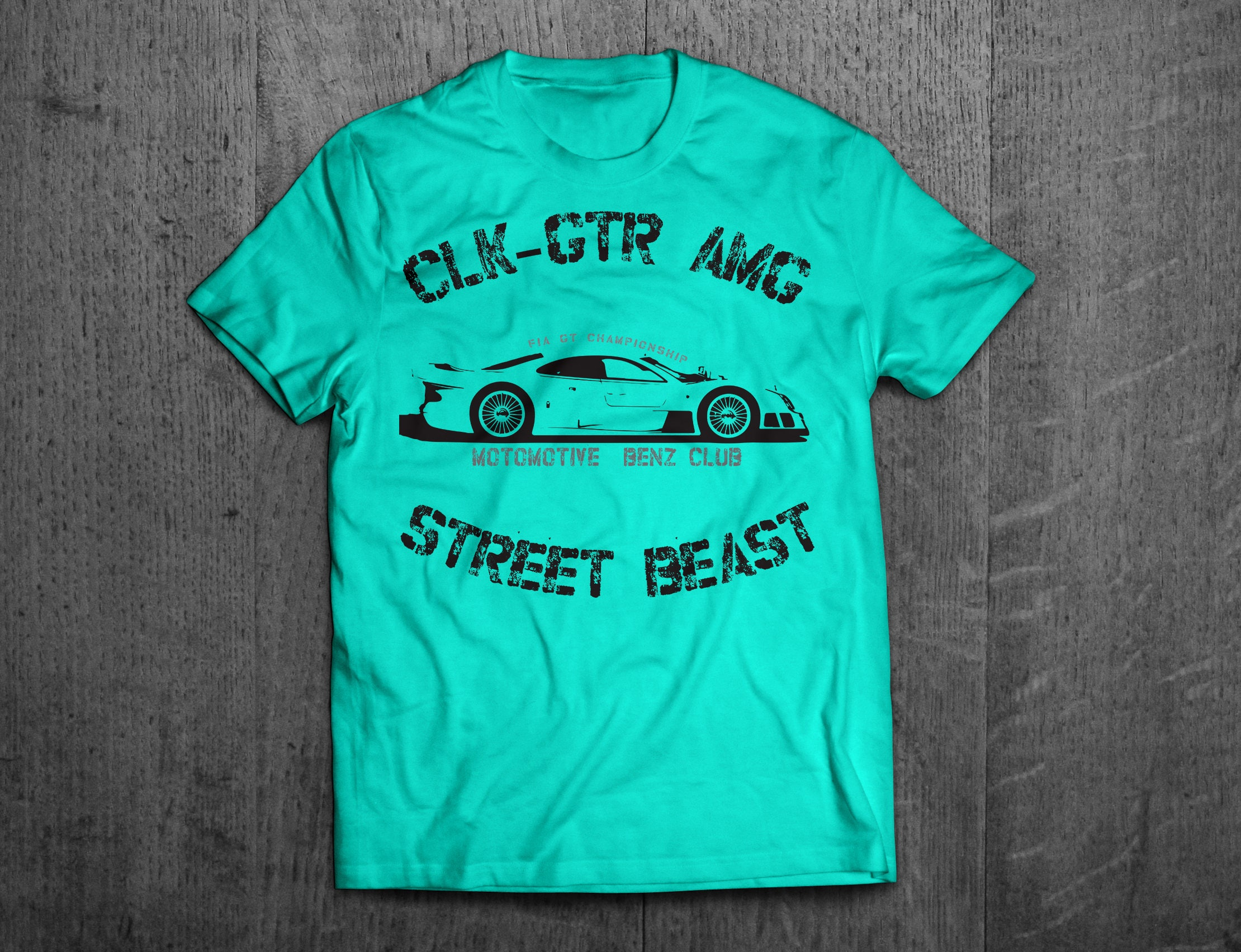 Mercedes amg shirts mercedes clk gtr t shirts cars t for Mercedes benz t shirt