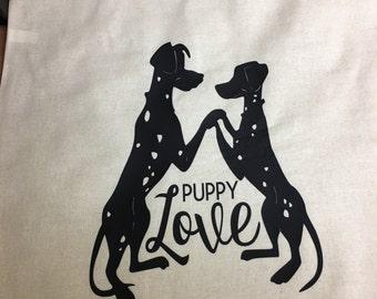Puppy love bag