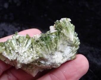 Green Tourmaline From Chapu, Pakistan