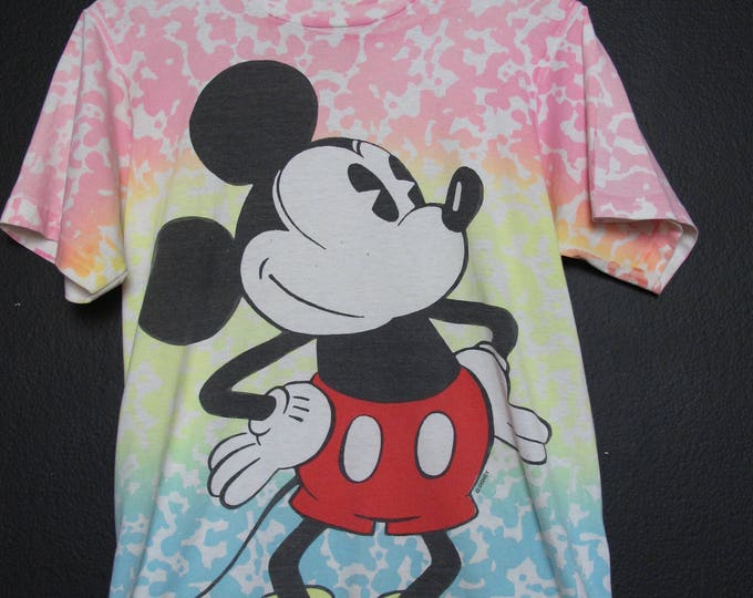Mickey Disney 1990s Vintage Shirt