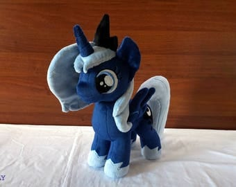 MLP Filly Luna Plush
