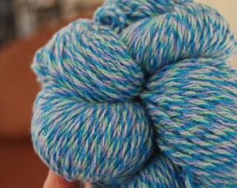 Carribean Sea cashmere yarn