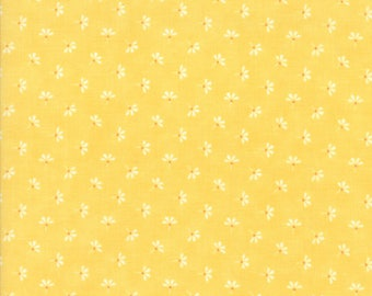Moda Coney Island Quilt Fabric 1/2 Yard By Fig Tree & Co Buttercup Yellow 20283 14