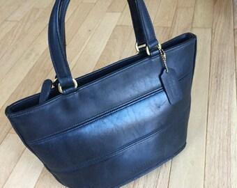 Coach Classic Tribeca Black Hand Bag