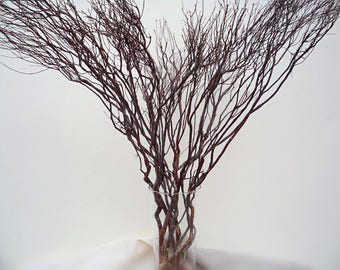 Natural Heather decor/ Weathered heather twigs/ Floral art and crafts
