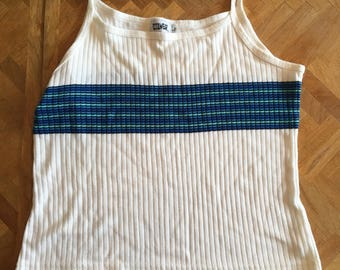Vintage 1990s tank top size large