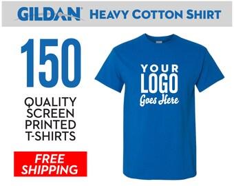 Bulk t shirts etsy for Bulk quality t shirts