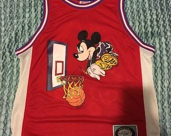 Vintage Mickey Mouse jersey