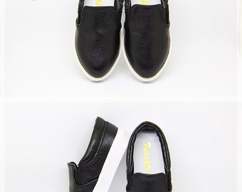 BJD Classic Slip-On shoes For SD13 / SDGr / SD17 Boy's doll shoes