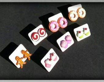 Sweet Treat Earrings