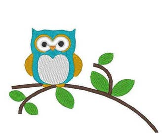 Owl Embroidery, Owl Embroidery Design, Quilt Design Embroidery, Owl Embroidery Pattern