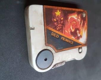 fallout 4 new vegas pip boy vault tec game sci fi prop cosplay holotape nuka cola replica