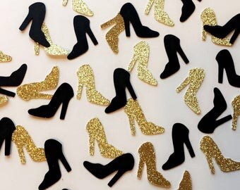High Heels Party Confetti for special event