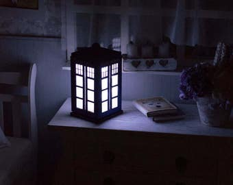 BJD MSD Blythe LED lamp . Roombox, diorama accessorie, prop dollhouse lights