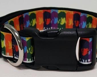 dog collar, the beatles, music, beatles, beatles dog collar, beatles collar